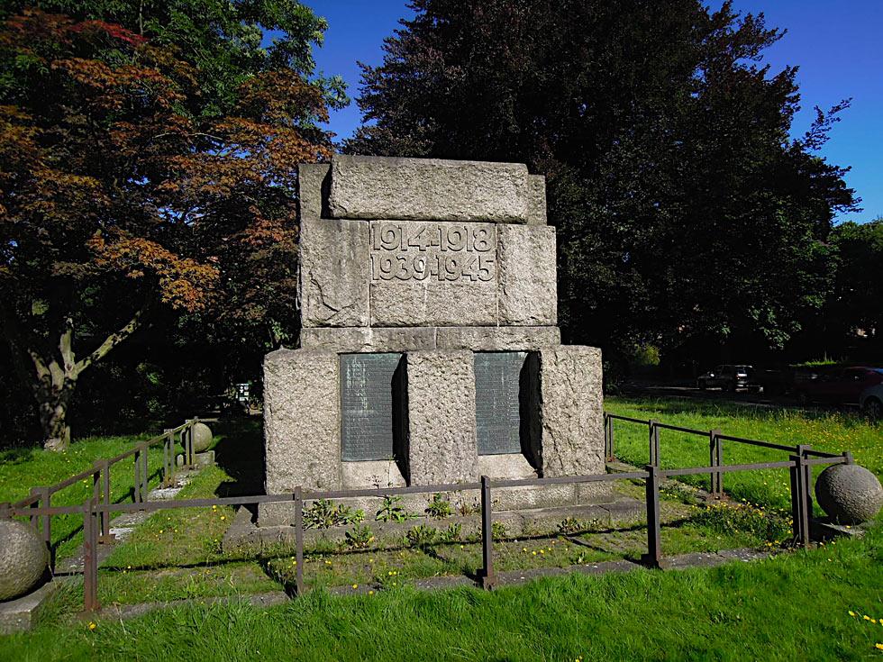 Denkmal Flottbeker Kirche
