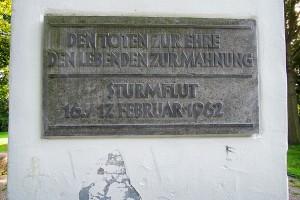 Flutopfer Wilhelmsburg