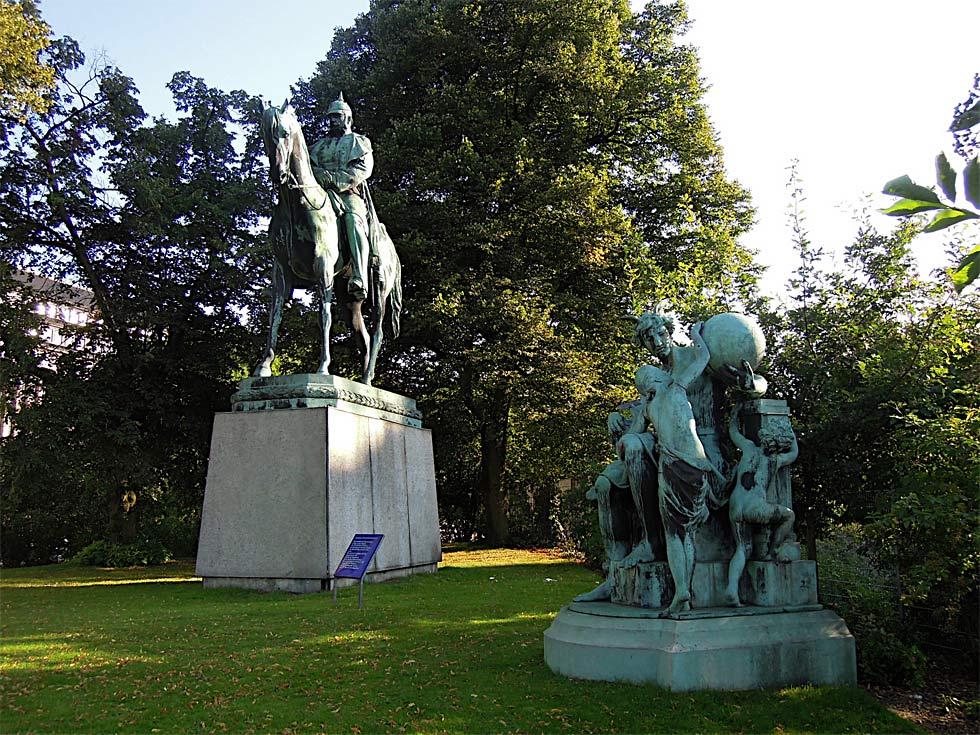Kaiser Wilhelm-Reiterdenkmal