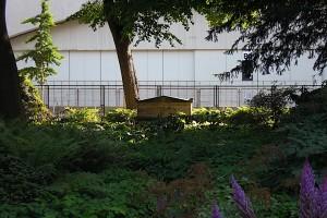 Sarkophag in Planten un Bloom