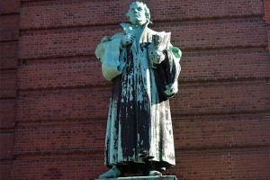 Martin Luther-Denkmal im Detail