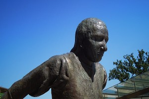 Portrait von Matthias Claudius