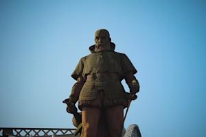 Vasco da Gama an der Kornhausbrücke