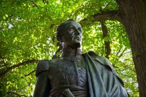 Porträt des Simón Bolívar