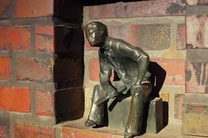 Fritz Höger-Denkmal
