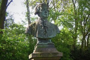 Porträt des Samuel Heinicke