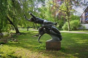 Denkmal für Heinrich Hertz