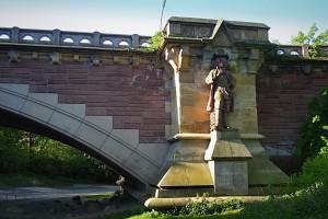 Berend Jacob Karpfanger-Denkmal an der Kersten-Miles-Brücke