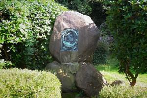 Denkmal für Helmuth Karl Bernhard von Moltke am Eichtalpark