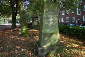 Grabstelle von Heinrich Christian Schumacher