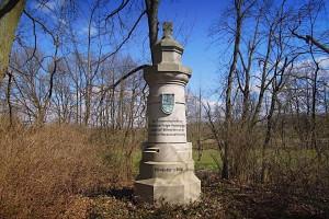 Denkmal für den Anschluss Billwerders an Hamburg 1395
