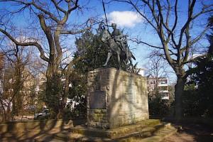 Denkmal Der Meldereiter