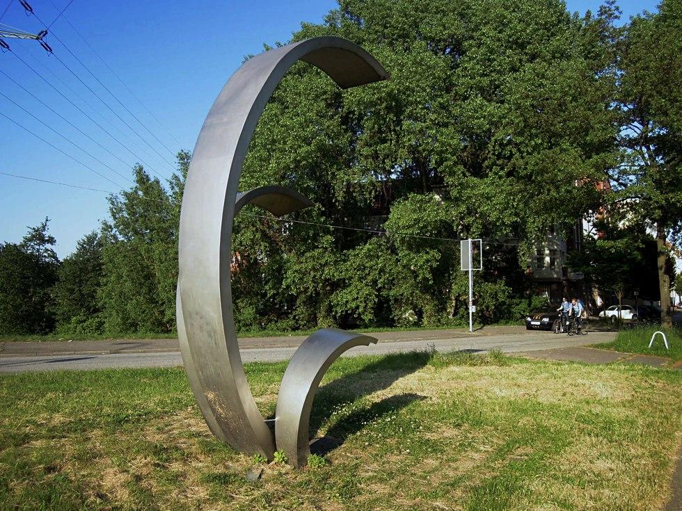 Denkmal für die Opfer der Sturmflut 1962