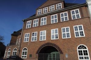 Außenansicht der Anna-Siemsen-Schule