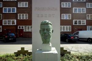 Friedrich Ebert-Büste